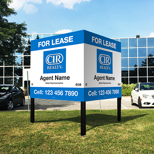 Commercial Signs<br><br> - CIR Realty