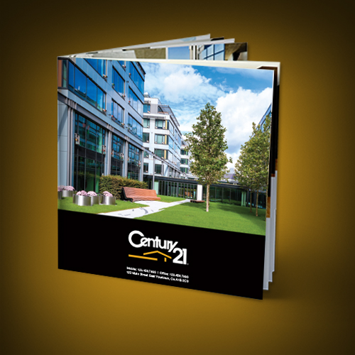 Booklets<br><br> - Century 21