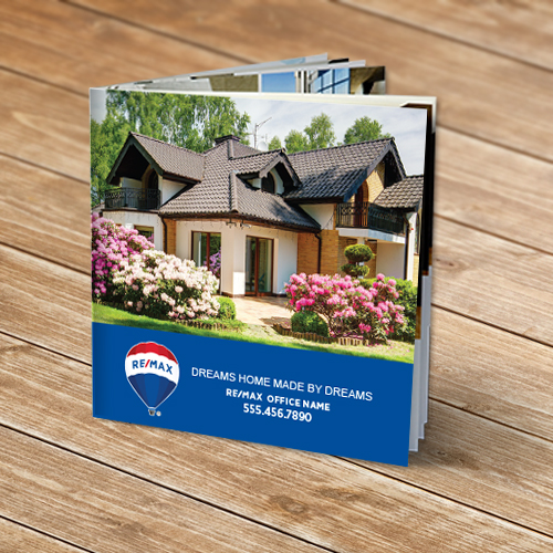Booklets<br><br> - RE/MAX