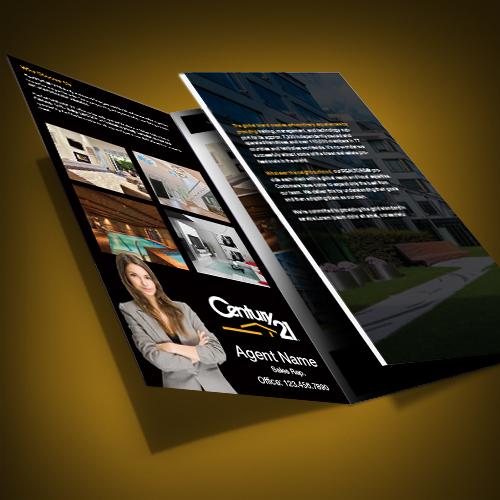Brochures<br><br> - Century 21