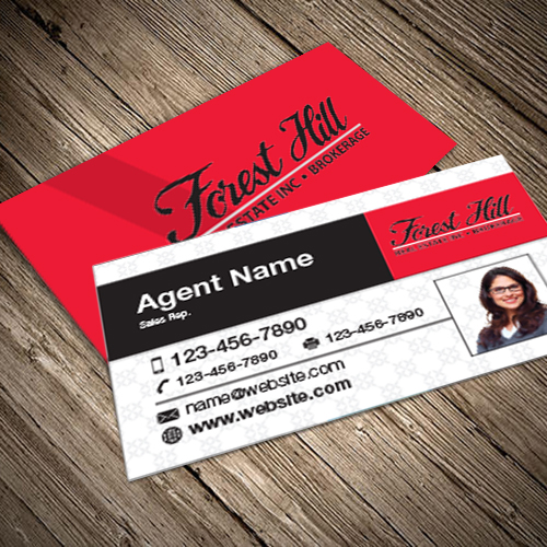 Business Cards<br><br> - Forest Hill
