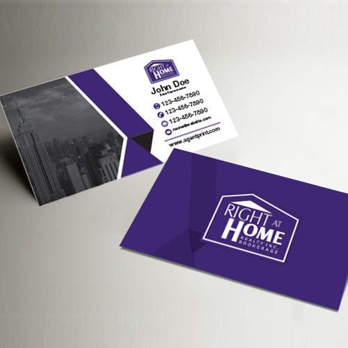 Business Cards<br><br> - Right At Home