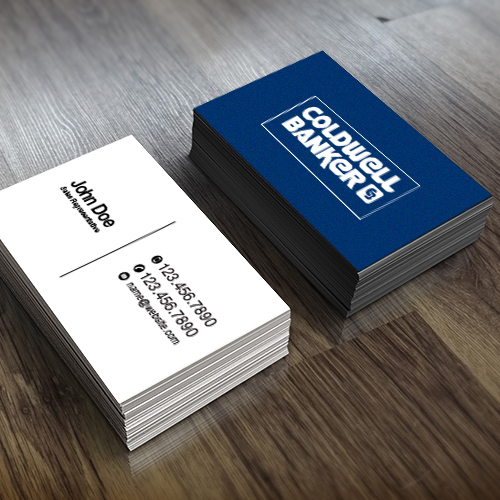 Business Cards<br><br> - Coldwell Banker