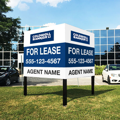 Commercial Signs<br><br> - Coldwell Banker