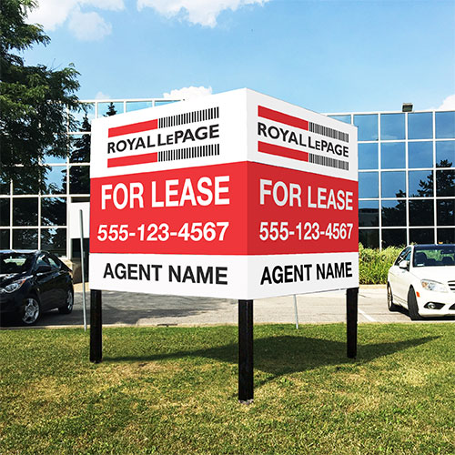 Commercial Signs<br><br> - Royal LePage