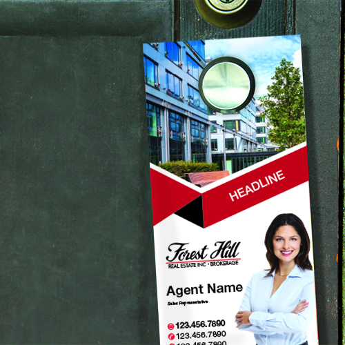Door Hangers<br><br> - Forest Hill
