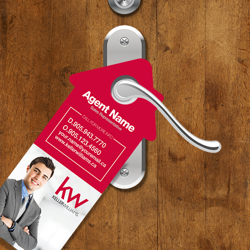 Door Hangers<br><br> - Keller Williams