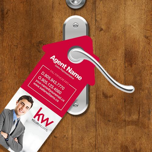 Door Hangers<br><br> - Keller Williams