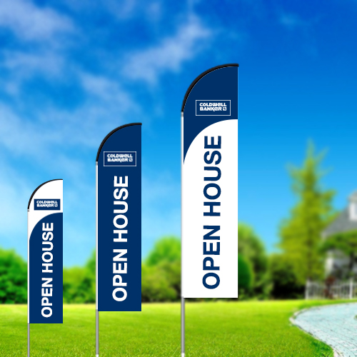 Straight Flags<br><br> - Coldwell Banker