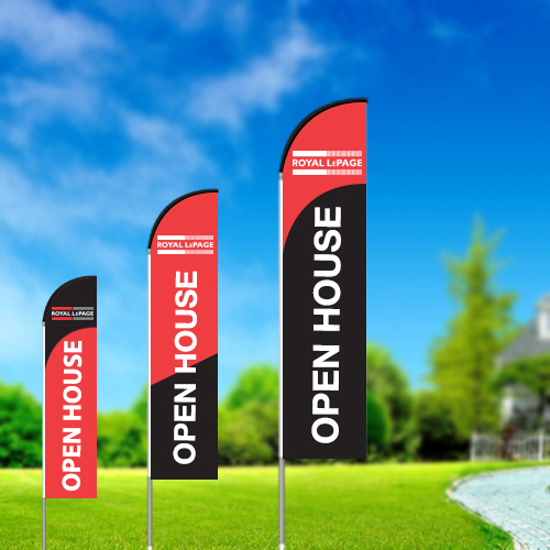 Straight Flags<br><br> - Royal LePage
