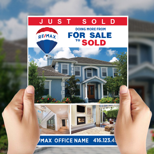 Flyers<br><br> - RE/MAX