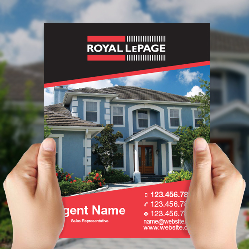 Feature Sheets<br><br> - Royal LePage