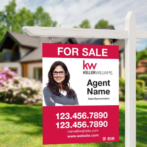 For Sale Signs<br><br> - Keller Williams