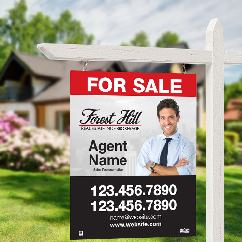 For Sale Signs<br><br> - Forest Hill