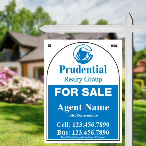 For Sale Signs<br><br> - Prudential