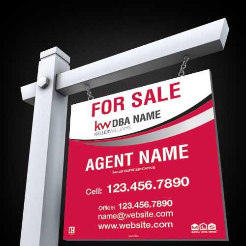 For Sale Signs<br><br> - Keller Williams
