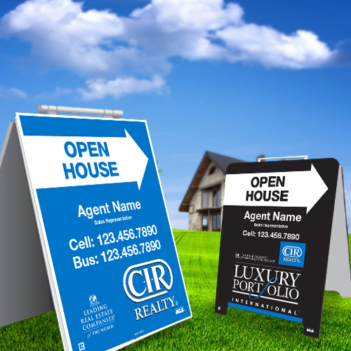 Sandwich Boards<br><br> - CIR Realty