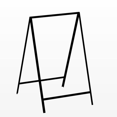 A-Frames  (Frame only)