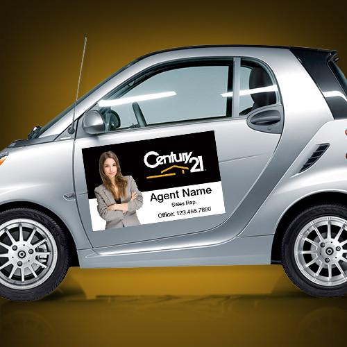 Car Magnets<br><br> - Century 21