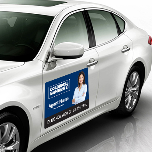 Car Magnets<br><br> - Coldwell Banker