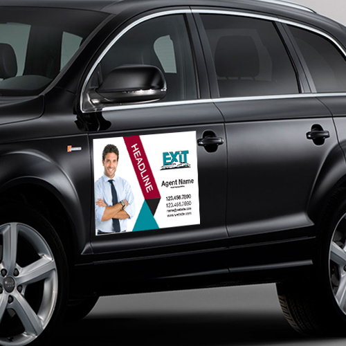 Car Magnets<br><br> - Exit Realty