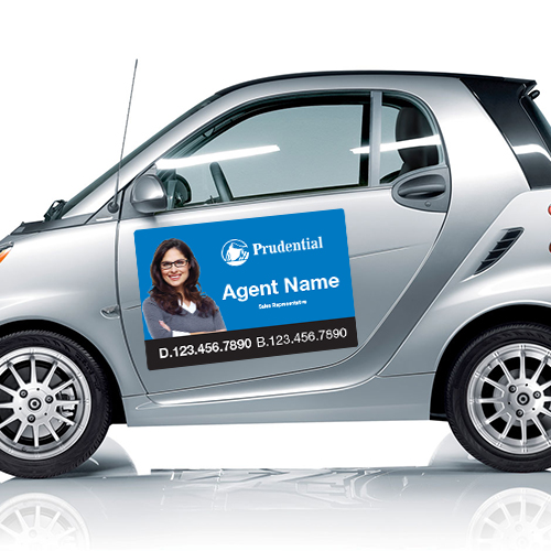 Car Magnets<br><br> - Prudential