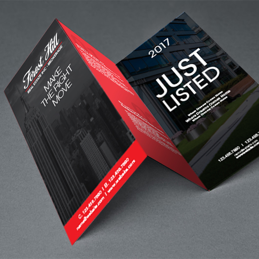 Brochures<br><br> - Forest Hill