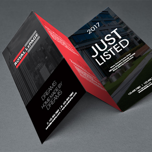 Brochures<br><br> - Royal LePage
