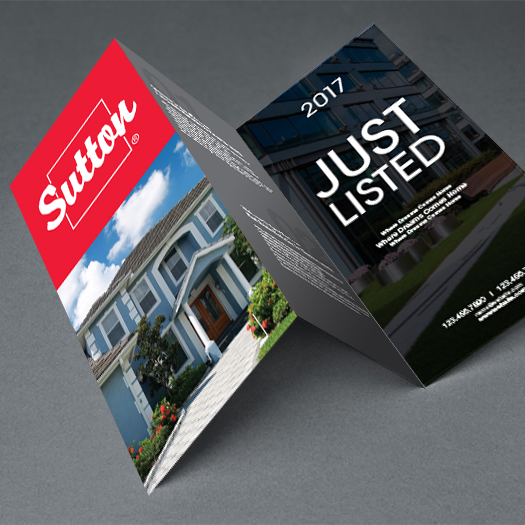 Brochures<br><br> - Sutton