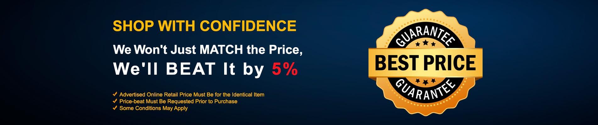Best Price Guarantee