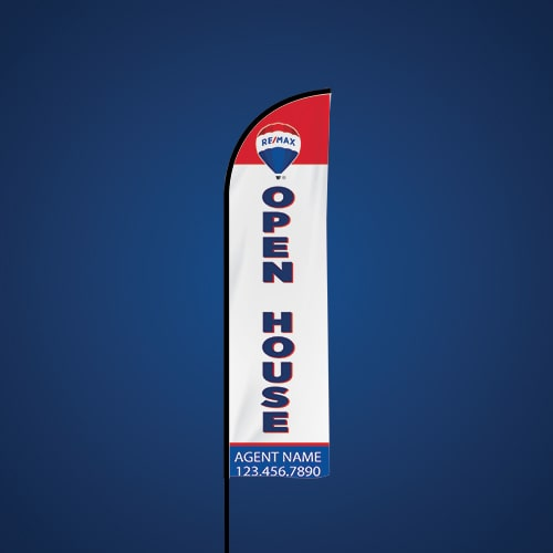 Stock Feather Flags - RE/MAX