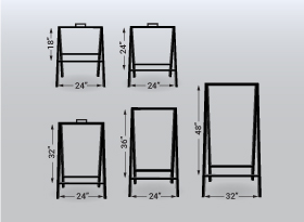 A-Frames - Independent Realtor