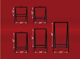 A-Frames - Kingsway