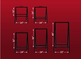 A-Frames - Sutton