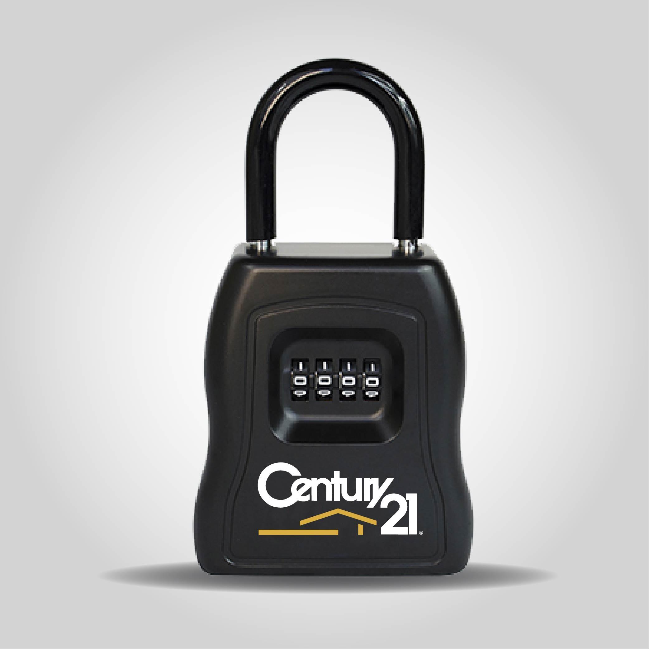 Lock Boxes<br><br> - Century 21