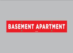 BASEMENT APARTMENT