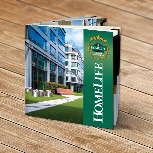 Booklets<br><br> - HomeLife