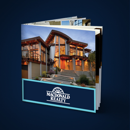 Booklets<br><br> -Macdonald Realty