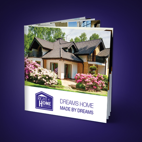 Booklets<br><br> - Right at Home