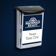 Brochure Boxes - Macdonald Realty