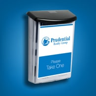 Brochure Boxes - Prudential
