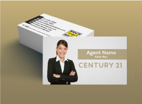 Business Cards - Century 21