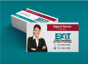 Business Cards - Exit Realty