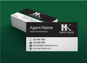 Matte </br>Business Cards
