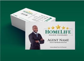 Business Cards - HomeLife