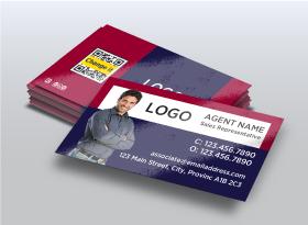 UV (High Gloss) </br>Business Cards