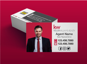 Business Cards - Keller Williams