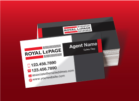Semi Gloss </br>Business Cards