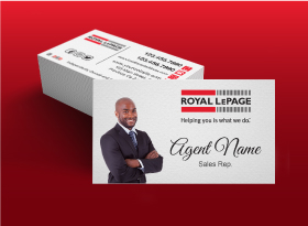 Business Cards - Royal LePage