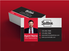 Business Cards - Sutton
